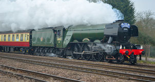The Flying Scotsman Stock Photography