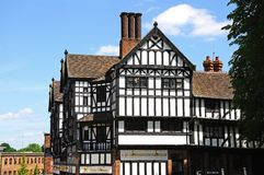 The Flying Standard Pub, Coventry. Royalty Free Stock Images