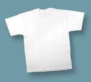 Flying T-shirt Royalty Free Stock Photography