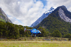 Flying tour Stock Photography