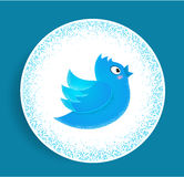 Flying twitter Stock Images