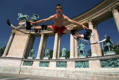flyjumper Zdjęcie Royalty Free