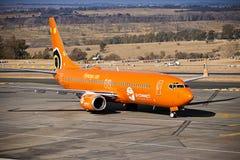 Flymango.com - Boeing 737-8BG Foto de Stock