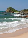 flynns пляжа Стоковое Изображение RF
