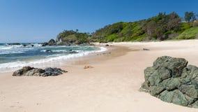 flynns пляжа Стоковые Изображения