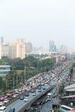 Flyover in Bangkok Royalty Free Stock Photo