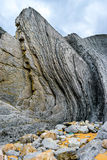 Flysch detail Stock Photos