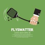 Flyswatter stock illustration