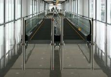 Flytta rulltrappan Royaltyfri Bild