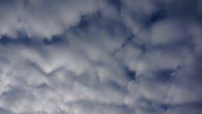 Flyttande moln lager videofilmer