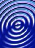 flyttande waves Arkivbilder