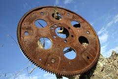 flywheel Zdjęcie Stock