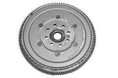 Flywheel car Stock Image
