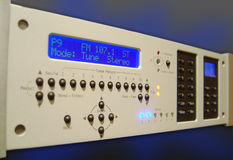 fm ραδιόφωνο Στοκ Εικόνα