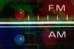 FM AM Stock Photo