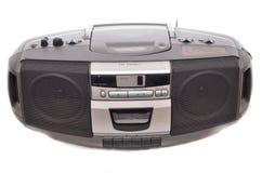 FM Boombox de rádio estereofónico imagens de stock royalty free
