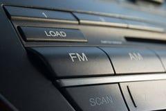 FM button Stock Image