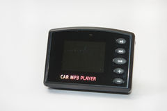 FM mp3 transmitter player on the white background Royalty Free Stock Photography