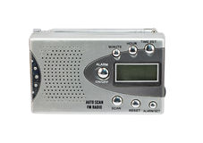 FM radio receiver Royalty Free Stock Photos