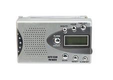 FM radio receiver Royalty Free Stock Photos