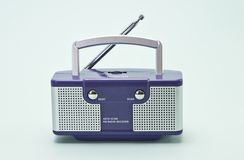 FM radio receiver Royalty Free Stock Images