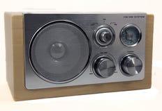 FM radio tuner Stock Image