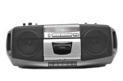 FM Stereo Radio Boom box Royalty Free Stock Photos
