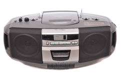 FM Stereo Radio Boombox Royalty Free Stock Images