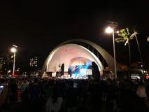 FM100 Urodzinowy jubel przy Waikiki Shell zdjęcia royalty free