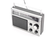 AM FM Vintage Radio Stock Images