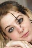 Fêmea atrativa Foto de Stock