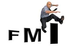 FMI Imágenes de archivo libres de regalías