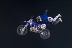 FMX motocross Stock Image