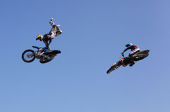 FMX riders Stock Photos