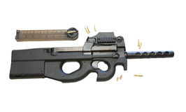 FN P90 Royalty Free Stock Photography