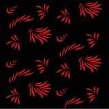 黑fnd红色样式 库存图片