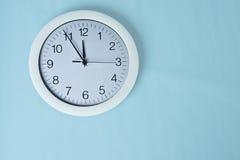 Fünf Minuten bis zwölf Lizenzfreie Stockbilder