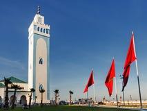 Fnideq marrocos Imagem de Stock