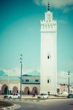 FNIDEQ-MOROCCO-MAY 5,2013: Mezquita De Fnideq, Maroko, Afryka Zdjęcie Royalty Free