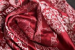 Fnrick de seda. Imagenes de archivo