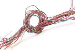 fnurratråd Arkivbilder