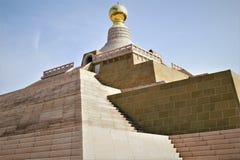 Fo Guang Shan Buddha Memorial in Kaohsiung, Taiwan stock image