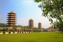 Fo Guang Shan Stock Photography