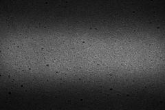 Foam bubble texture. Foam bubble dark gray texture Royalty Free Stock Photo