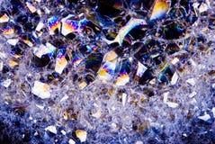 Foam bubbles Stock Images