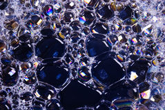 Foam bubbles Royalty Free Stock Photography