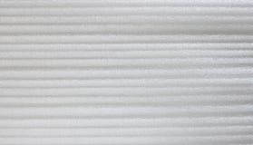 Foam cushioning Stock Photo