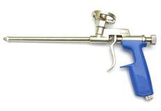Foam gun Stock Image
