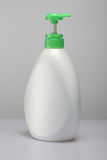 Foam Or Liquid Soap Dispenser Pump Plastic Bottle Stock Photography