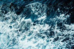 Foam, Motion, Ocean, Sea, Splash Royalty Free Stock Photo